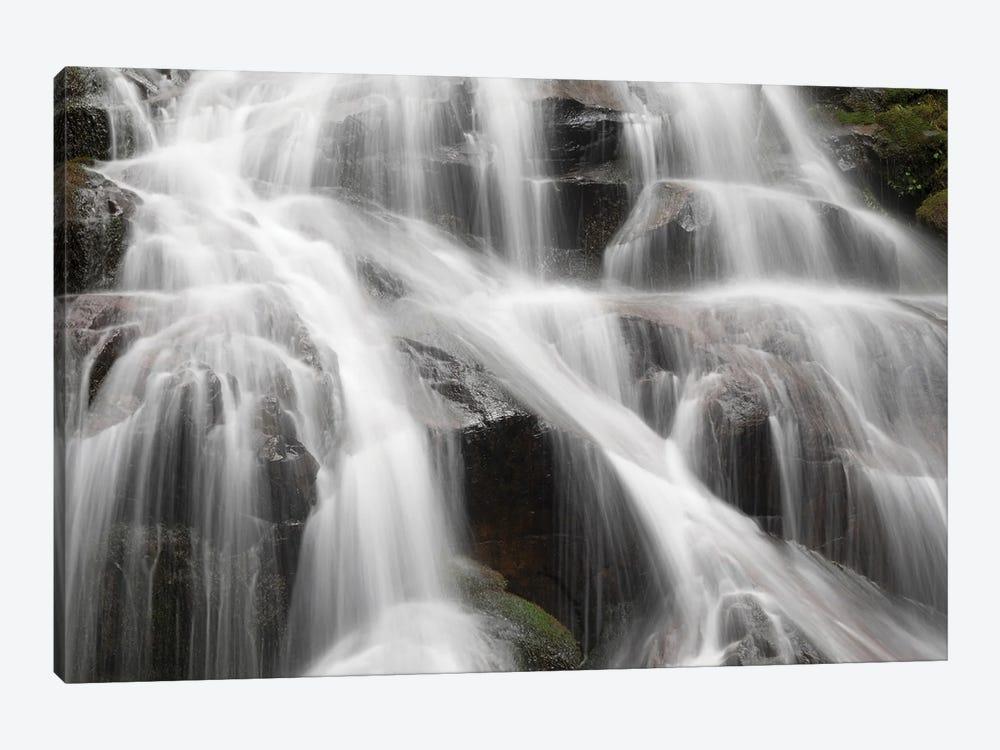 USA, Washington State. Central Cascades, South Bessemer area, Bessemer Creek Falls. by Jamie & Judy Wild 1-piece Canvas Wall Art
