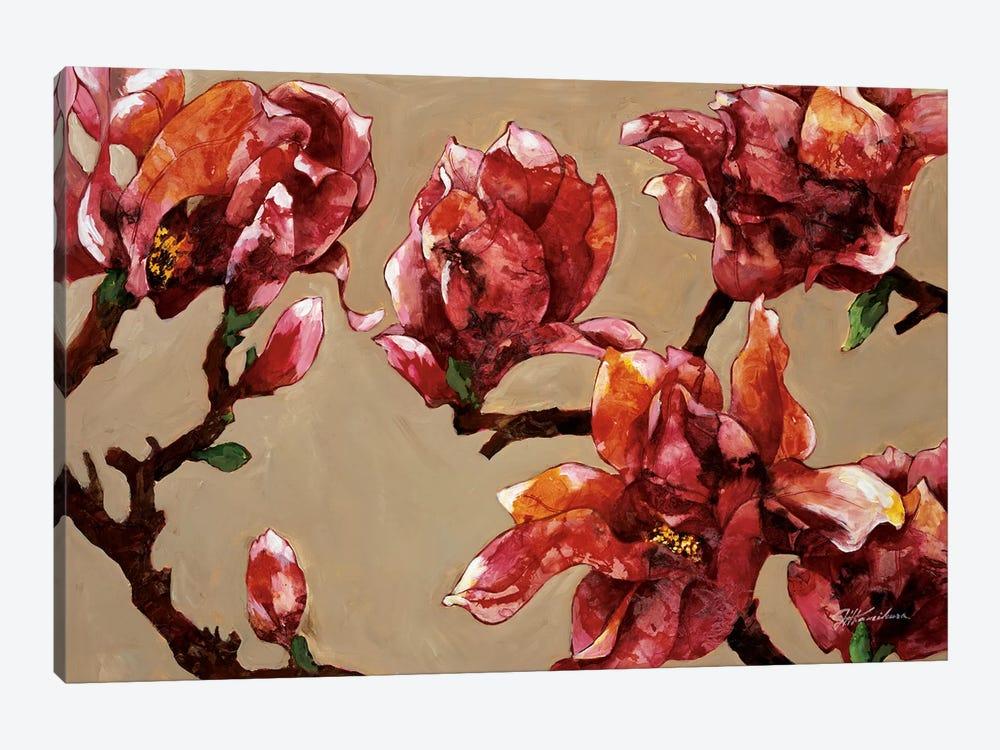 Elegant Magnolia by Joyce Kamikura 1-piece Art Print