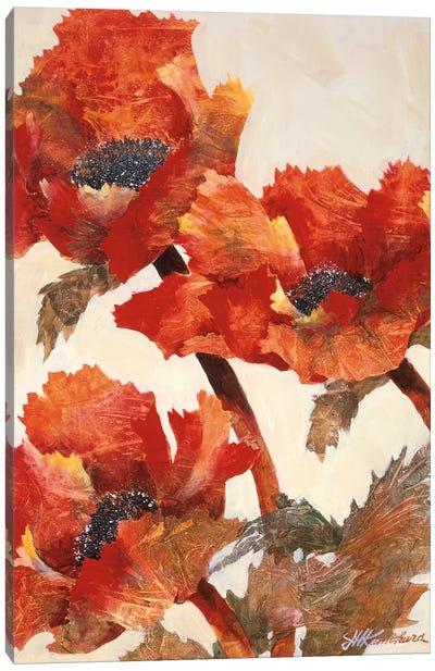 Poppies II Canvas Art Print
