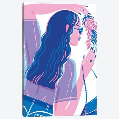 Explore Canvas Print #JKY10} by Jordan Kay Art Print