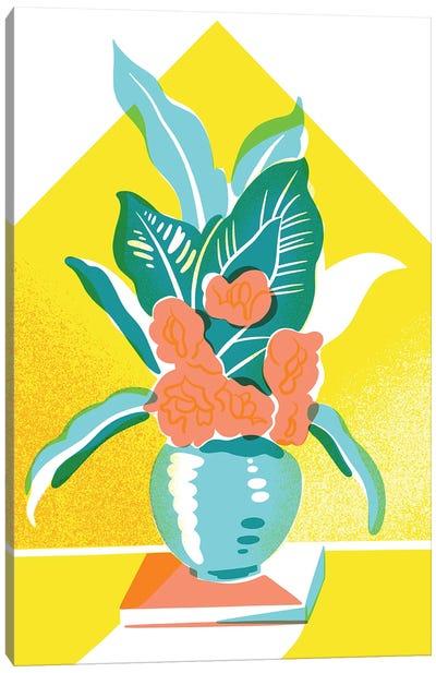 Floral II Canvas Art Print