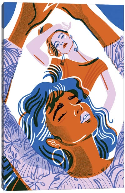 Women's Day Canvas Art Print