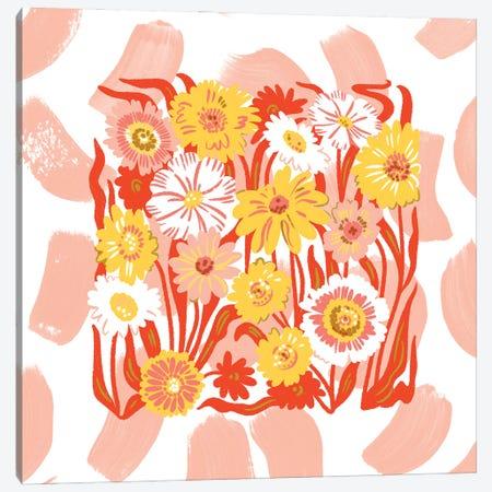 Wildflowers Canvas Print #JKY32} by Jordan Kay Canvas Print