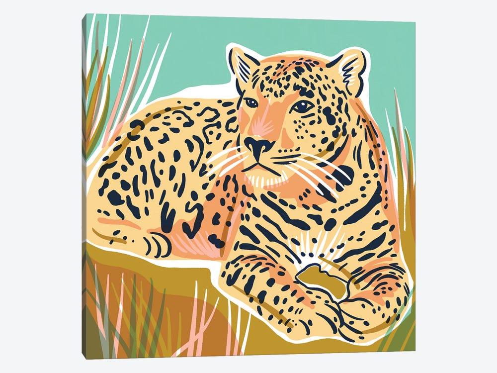 Cheetah by Jordan Kay 1-piece Canvas Wall Art