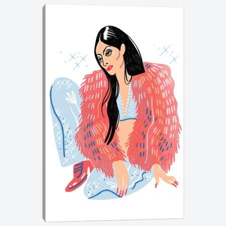 Cher Canvas Print #JKY7} by Jordan Kay Canvas Print