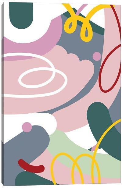 Dust Bunnies Canvas Art Print