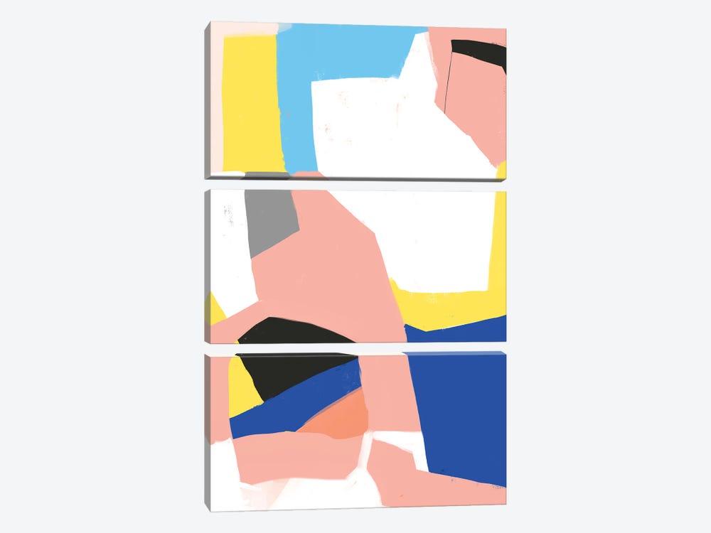 Field Studies II by Jilli Darling 3-piece Canvas Artwork