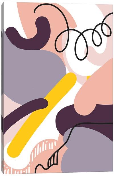 Jumper Canvas Art Print