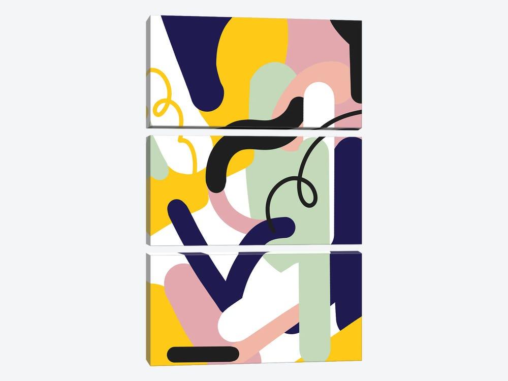 Piper by Jilli Darling 3-piece Canvas Print