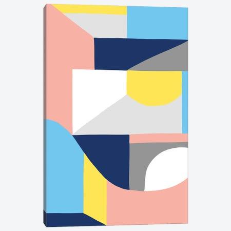 Weaver Canvas Print #JLD31} by Jilli Darling Art Print