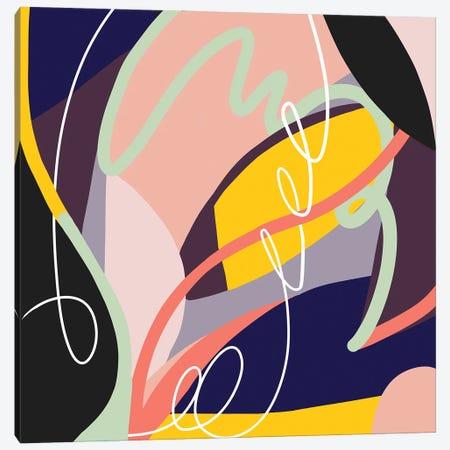 Botanical Gardens III Canvas Print #JLD34} by Jilli Darling Canvas Wall Art