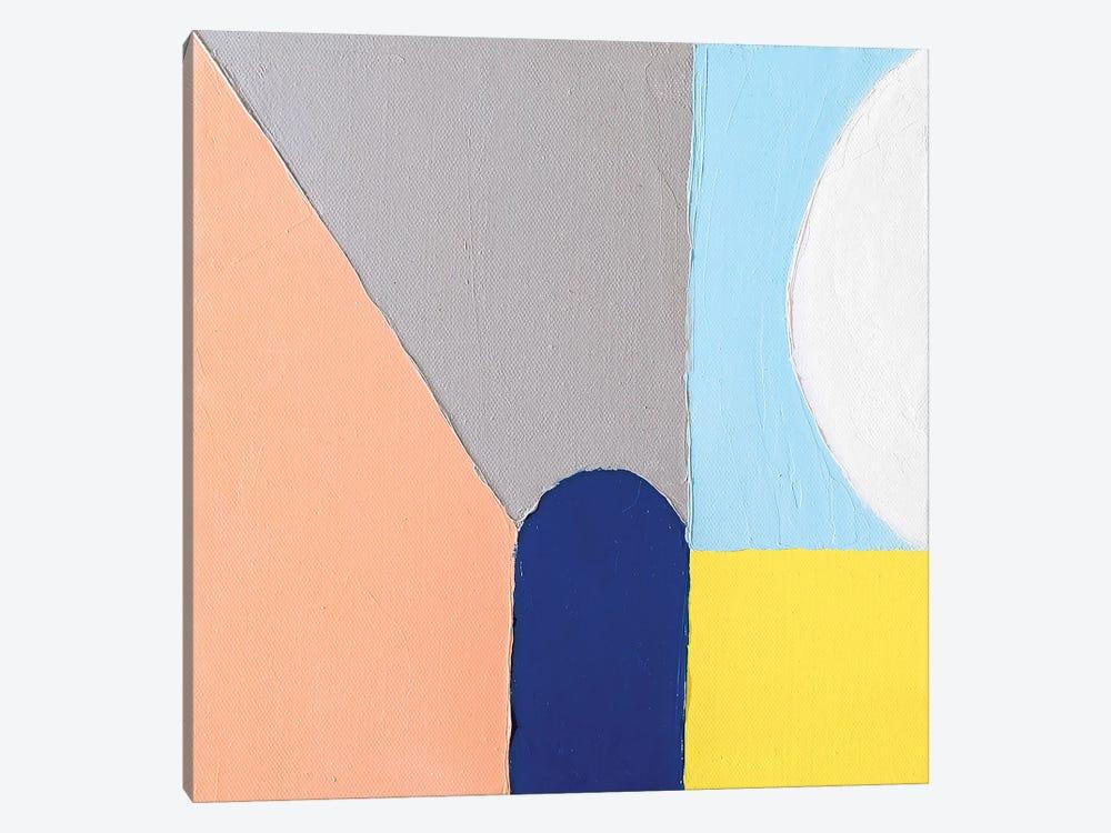 Spaces II by Jilli Darling 1-piece Art Print