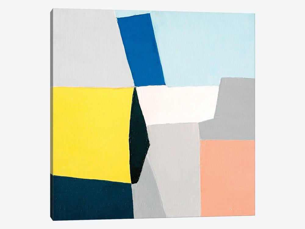 Fragments by Jilli Darling 1-piece Canvas Art