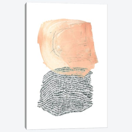 Paint & Wool Canvas Print #JLD3} by Jilli Darling Canvas Art Print