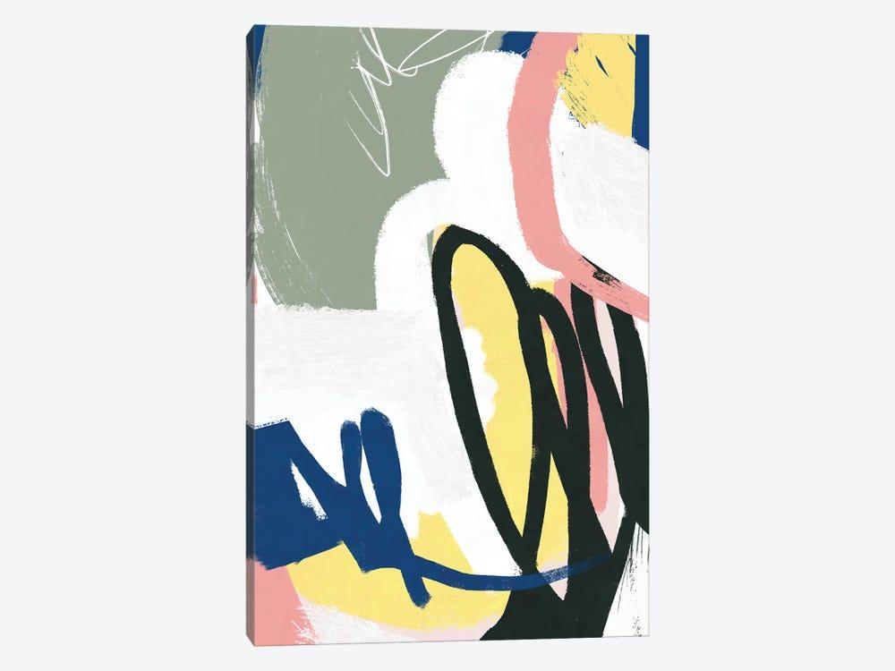 Unlikely by Jilli Darling 1-piece Canvas Art