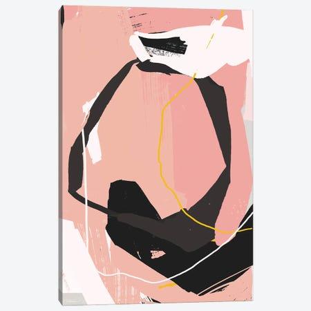 Cyclical Studies Canvas Print #JLD46} by Jilli Darling Art Print