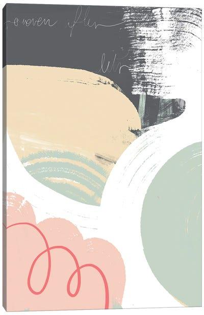 Softness Canvas Art Print