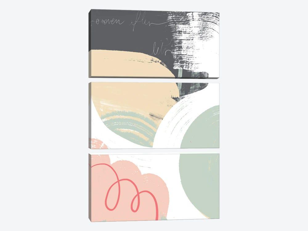Softness by Jilli Darling 3-piece Canvas Print