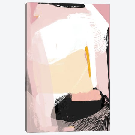 Some Abstract Canvas Print #JLD54} by Jilli Darling Canvas Wall Art
