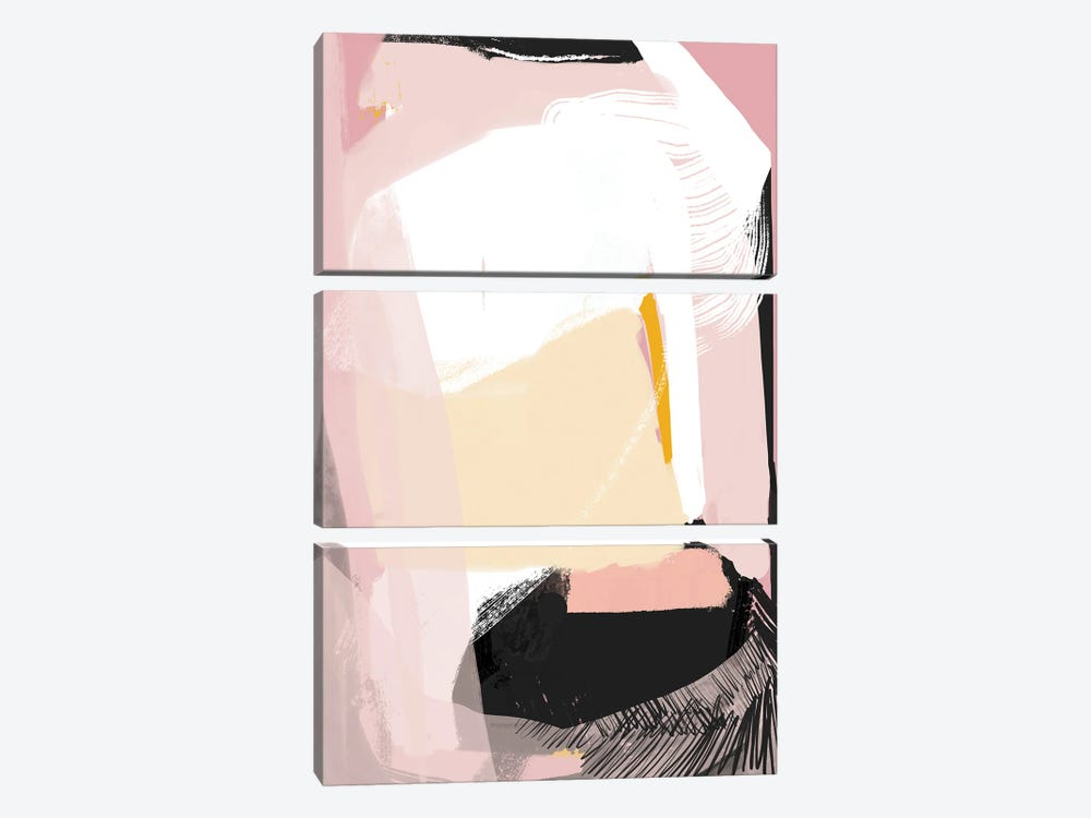 Some Abstract by Jilli Darling 3-piece Canvas Artwork