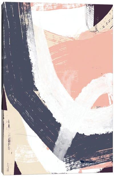 Re-route Canvas Art Print