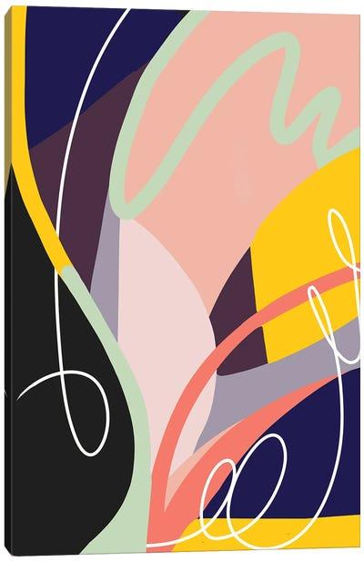 Botanical Gardens I Canvas Art Print