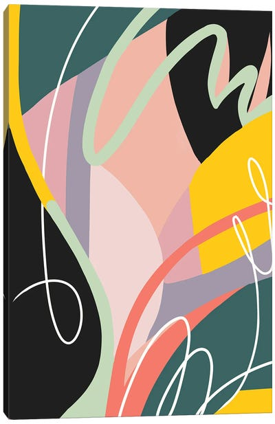 Botanical Gardens II Canvas Art Print