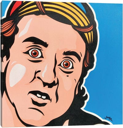 El Chavo Del Ocho - Quico Canvas Art Print
