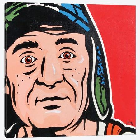 El Chavo Del Ocho Canvas Print #JLE117} by James Lee Canvas Art Print