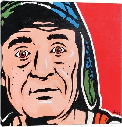 El Chavo Del Ocho Canvas Art Print