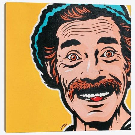 El Chavo Del Ocho - Don Ramon Canvas Print #JLE118} by James Lee Canvas Art