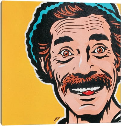 El Chavo Del Ocho - Don Ramon Canvas Art Print