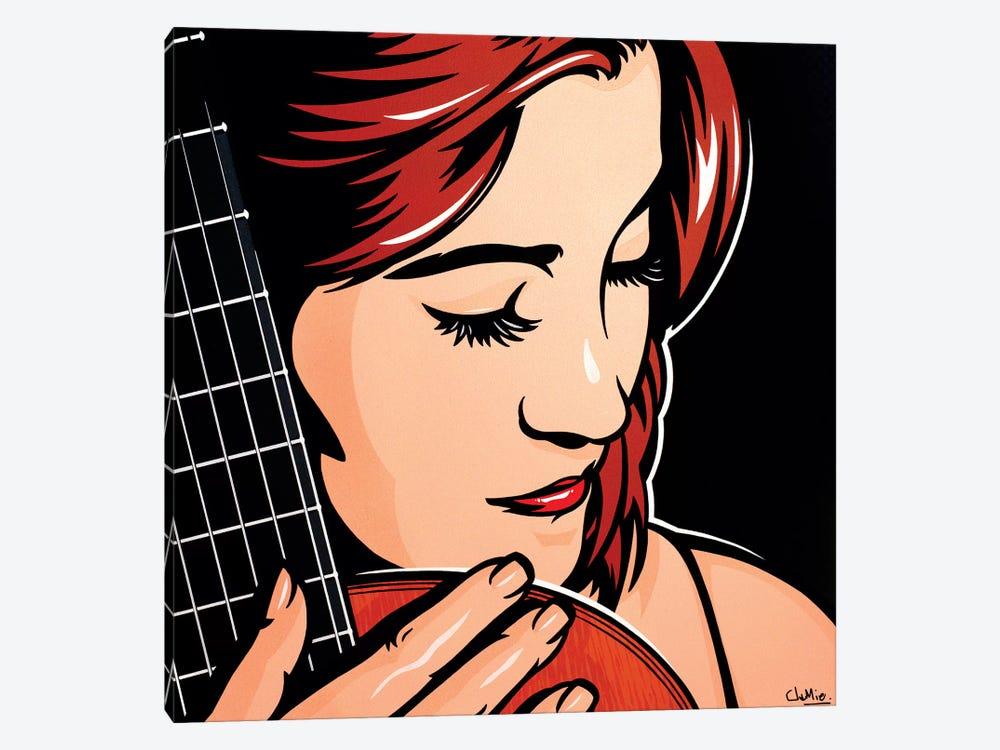 Berta Rojas by James Lee 1-piece Canvas Art