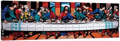 The Last Supper Canvas Art Print