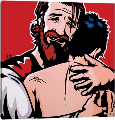 The Prodigal Son Canvas Art Print