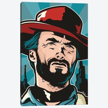 Clint Canvas Print #JLE77} by James Lee Canvas Print