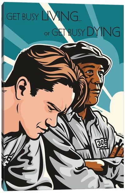 The Shawshank Redemption Canvas Art Print