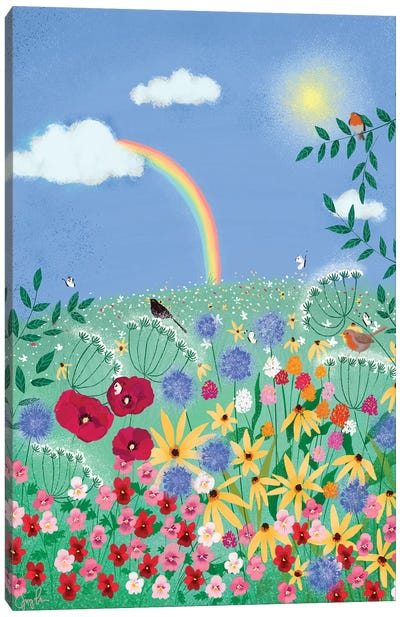 A Promise Canvas Art Print