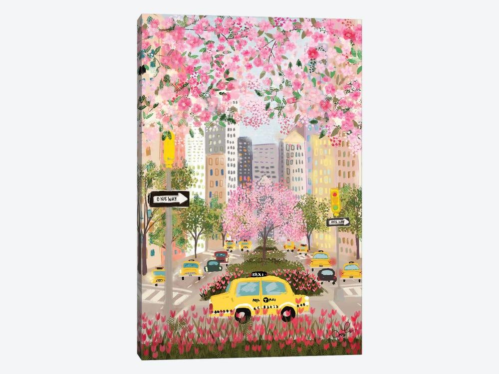 Park Avenue by Joy Laforme 1-piece Canvas Print