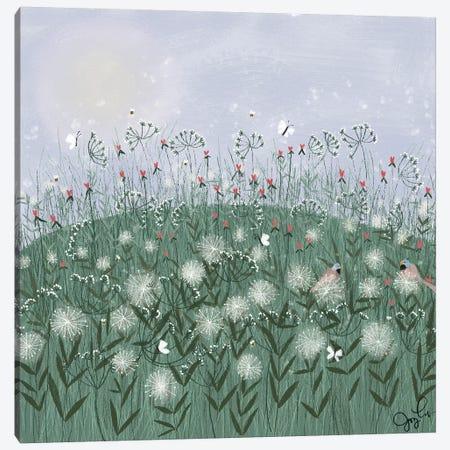 Wild And Free I Canvas Print #JLF51} by Joy Laforme Canvas Print