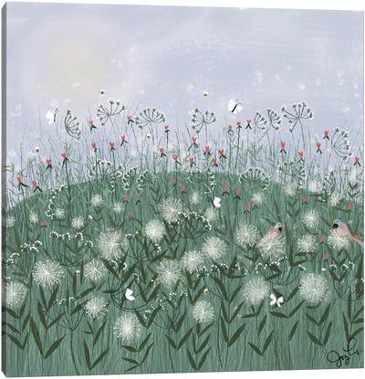 Wild And Free I Canvas Art Print