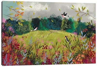 Autumn Days I Canvas Art Print