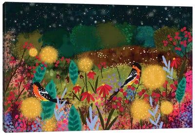 Autumn Days II Canvas Art Print