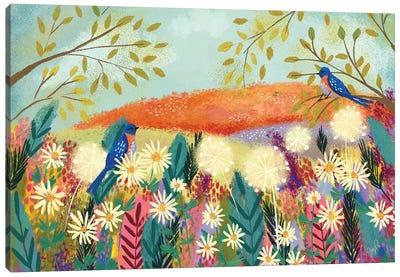 Autumn Days III Canvas Art Print