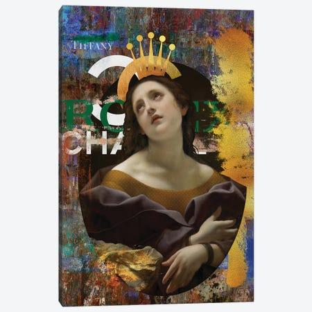 Desire I 3-Piece Canvas #JLG17} by José Luis Guerrero Canvas Print