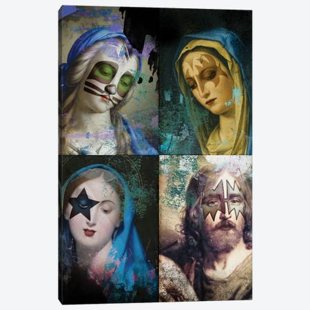Dynasty Canvas Print #JLG19} by José Luis Guerrero Canvas Artwork