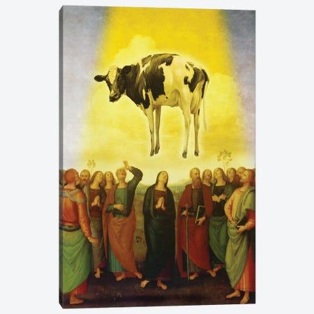 Abduction Canvas Print #JLG1} by José Luis Guerrero Canvas Wall Art