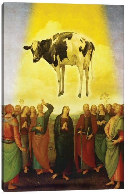 Abduction Canvas Art Print