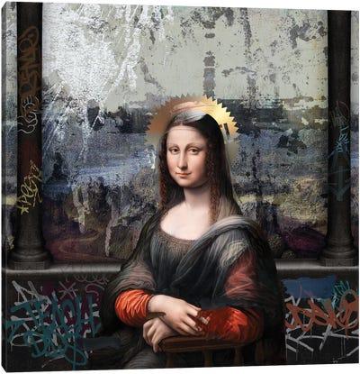 Gioconda Canvas Art Print