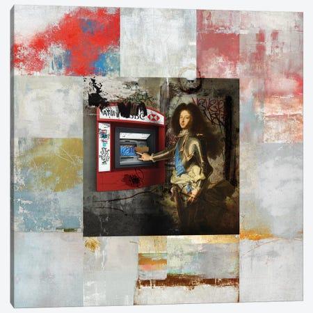 ATM Canvas Print #JLG3} by José Luis Guerrero Canvas Artwork